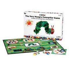 5 Pack THE VERY HUNGRY CATERPILLAR GAME, By University Games From USA by