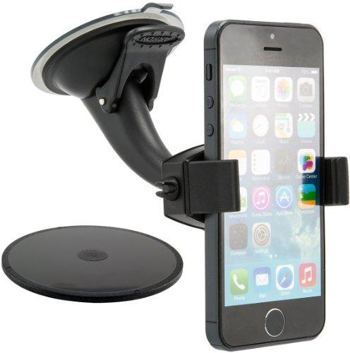 ARKON RESOURCES windshield dash car mount holder for ipho...