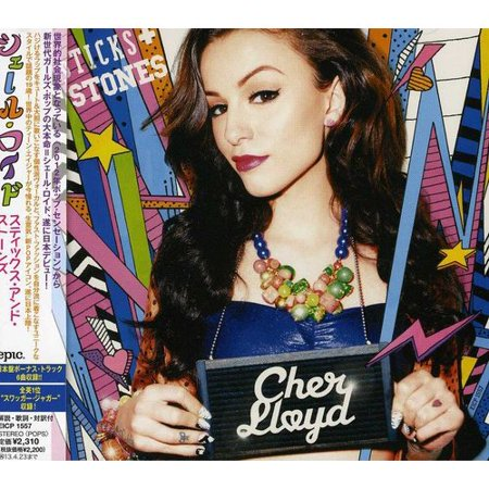 Cher Lloyd - Sticks & Stones [CD] (Cher Lloyd Halloween)