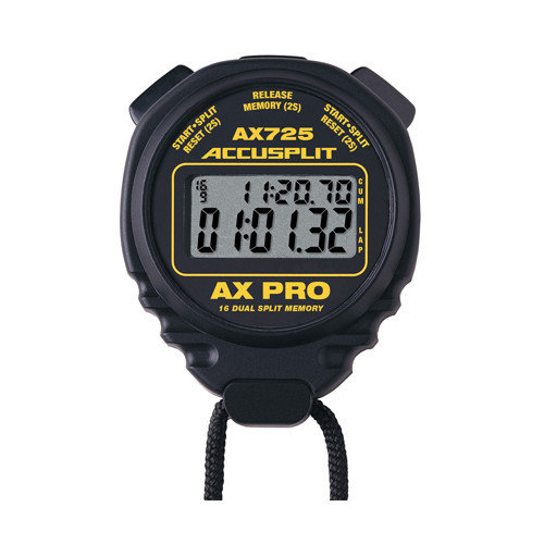 Accusplit Professional Dual Split Stopwatch