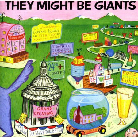 Giants Cd (They Might Be Giants (CD))