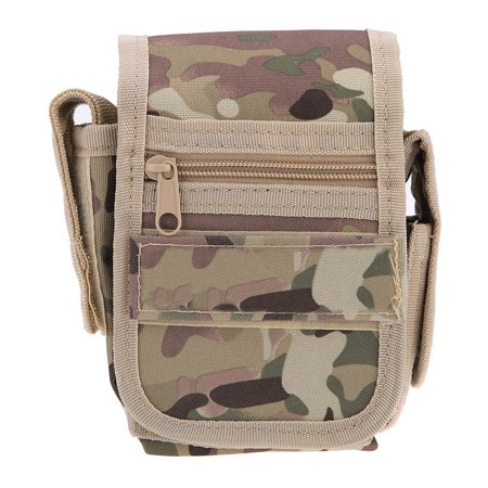 Small Waist Pack Outside Sport Debris Tactics Service Bag for Military Soldier Riding Mobile Phone Lightweight