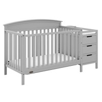 Graco Benton 4 in 1 Crib and Changer