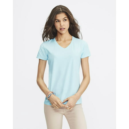 Comfort Colors T-Shirts Women's V-Neck Tee