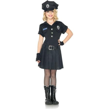 Playtime Police Child Halloween Costume