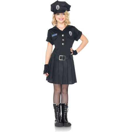 Playtime Police Child Halloween Costume - Kid Police Costume