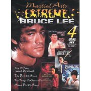 Martial Arts Extreme: Bruce Lee Fist Of Fear, Touch Of Death   The Fists Of Bruce Lee   The IMage Of Bruce Lee   Blind... by ECHO BRIDGE ENTERTAINMENT