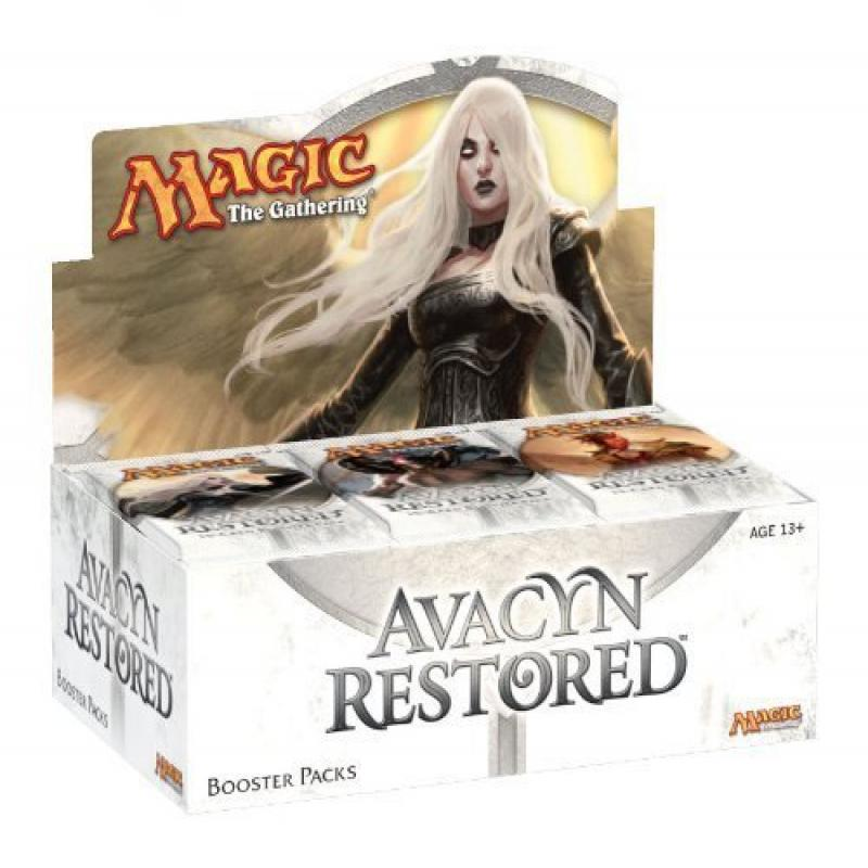 Magic: the Gathering - Avacyn Restored (AVR) Sealed Boost...