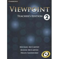 Viewpoint Level 2 Teacher's Edition with Assessment Audio CD/CD-ROM (Other)