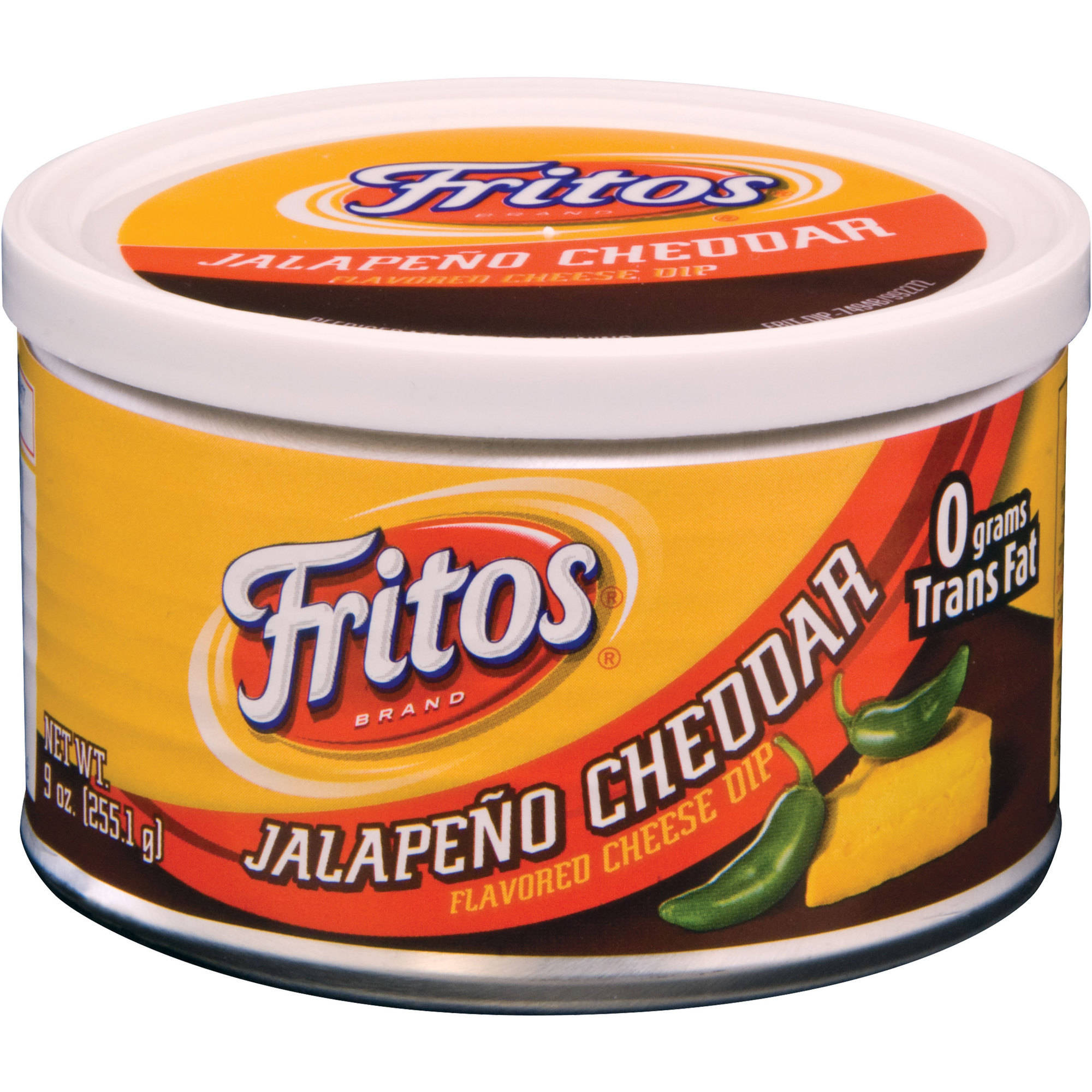 Fritos Jalapeno Cheddar Flavored Cheese Dip, 9 oz.