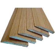 Alexandria Moulding 0L633-20096C1 8 ft. Colonial Base Solid Pine Moulding, Pack Of 4