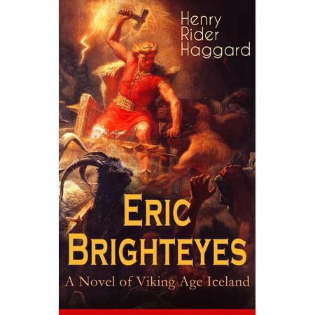Spawn Viking Age - Eric Brighteyes (A Novel of Viking Age Iceland) - eBook
