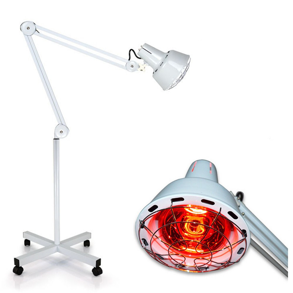 TDP Lamp Infrared Mineral Heat Lamp Light Therapy Lamp With Adjustable Head