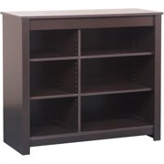 Mainstays Orion Espresso Bookcase and TV Stand