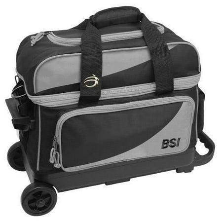 Bsi Bsi3204 Prestige Double Roller Black Grey Bsi3204 Grey   Double