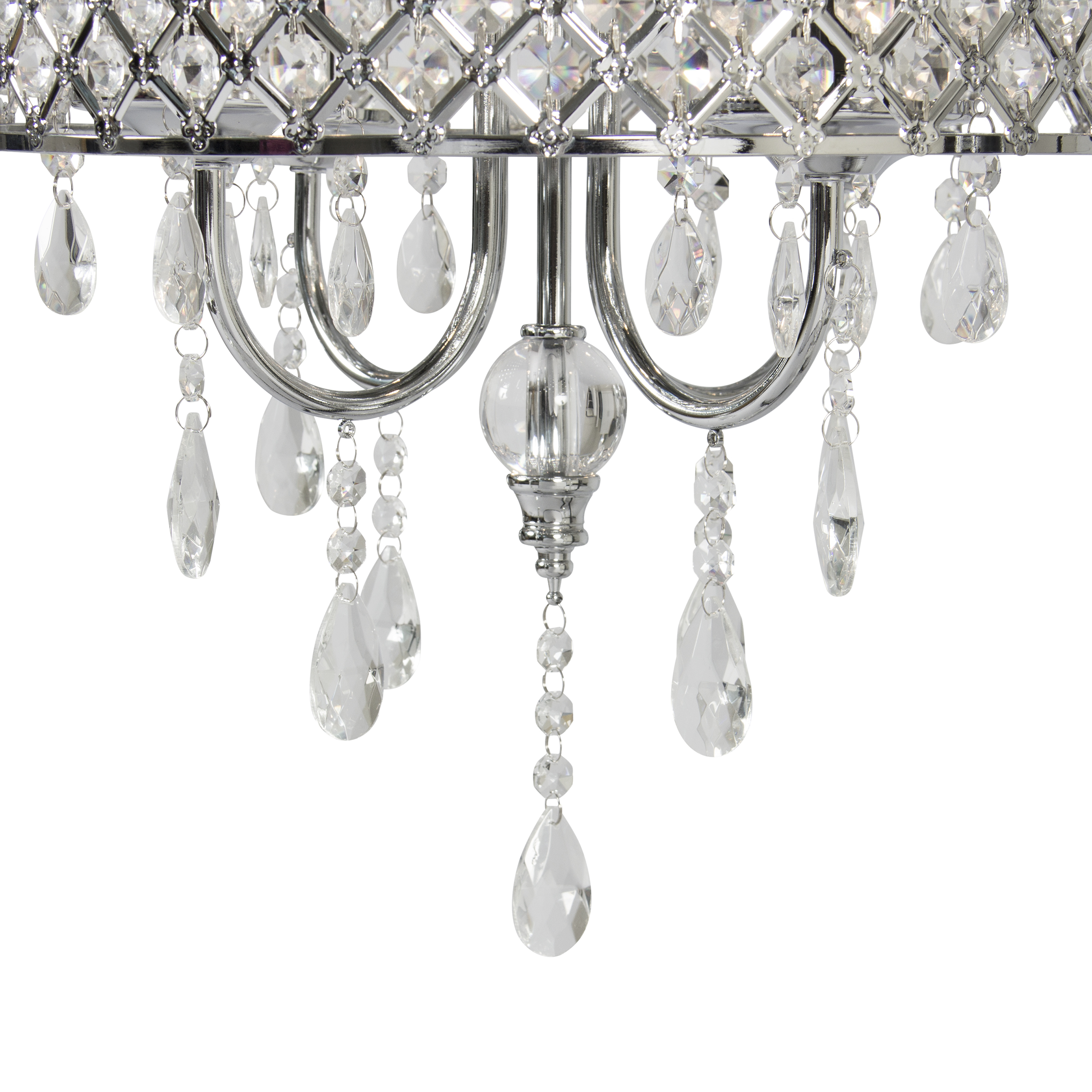 chandelier modern inspiring contemporary lighting crystal