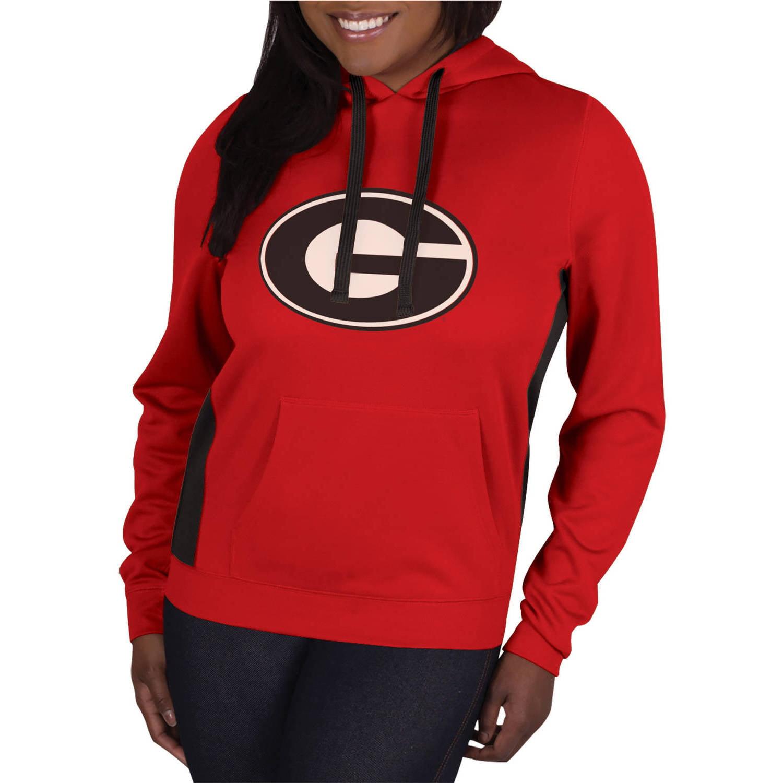 NCAA Georgia Bulldogs Ladies Synthetic Pullover Hood