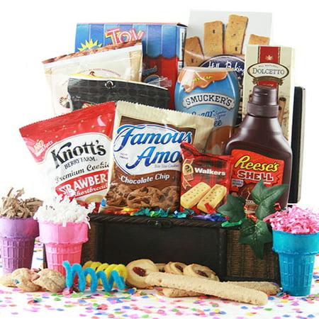 I Scream, You Scream - Ice Cream Gift Basket