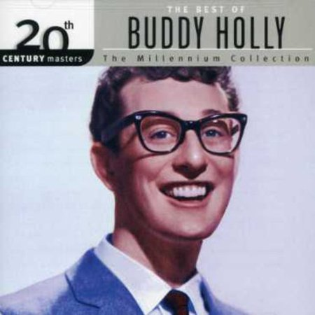 Buddy Holly   20Th Century Masters  The Millennium Collection  The Best Of Buddy Holly  Cd