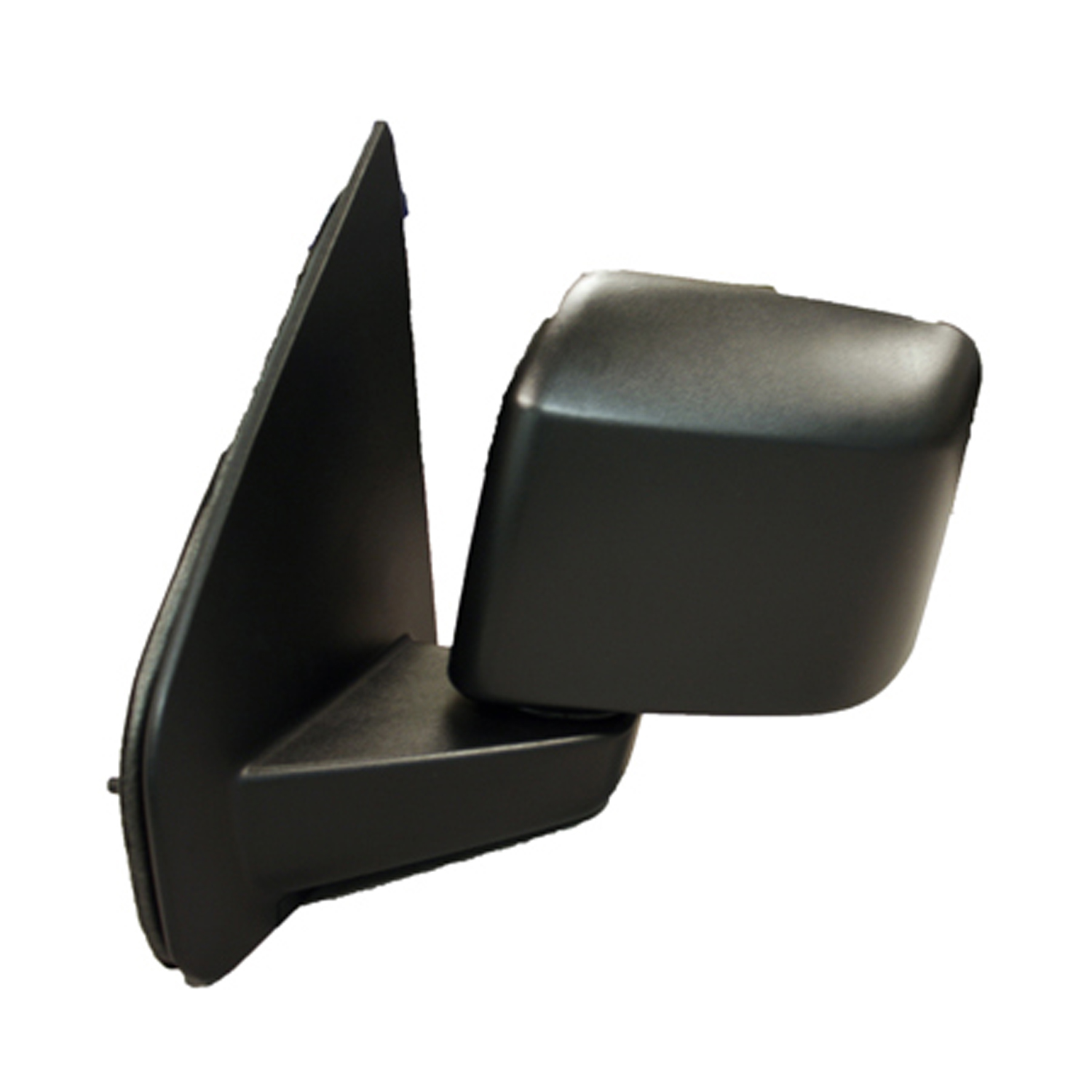 Left Driver Side Manual Door Mirror Black Fits 2004-2008 Ford F-150
