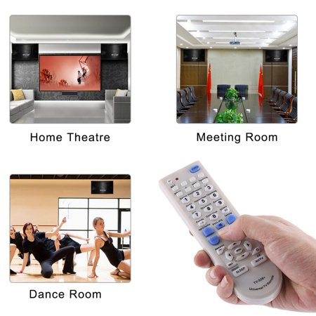 Sonew Remote Controller, Television Controller,Universal Smart TV Remote Control Television Controller Replacement for Most TV - image 6 of 7