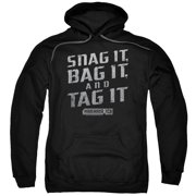 Warehouse 13 Snag It Mens Pullover Hoodie