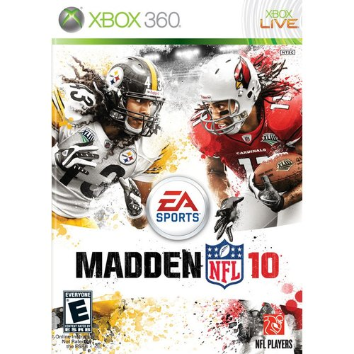 Madden Nfl10 (Xbox 360) - Pre-Owned