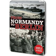 From Normandy to Berlin (DVD)