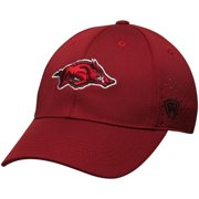 Arkansas Razorbacks Top of the World Jock II 1Fit Flex Hat - Cardinal - OSFA