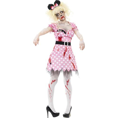 Zombie Mouse Adult Costume