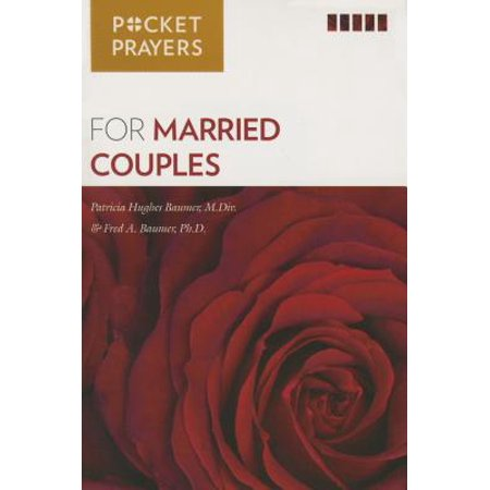 Pocket Prayers for Married Couples