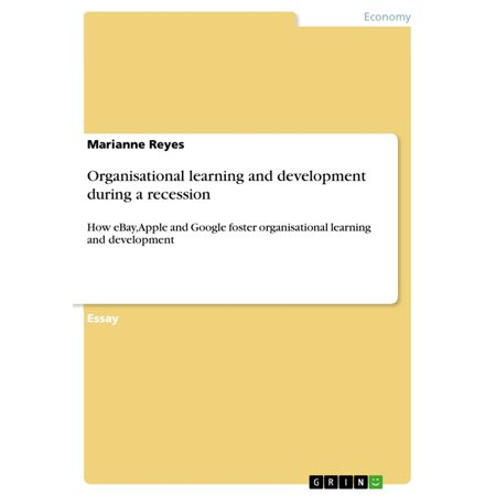 Organisational learning and development during a recession - (Best Business During Recession)