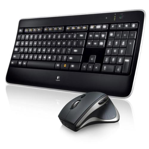 Logitech Wireless Performance Combo MX800 with Keyboard and Mouse