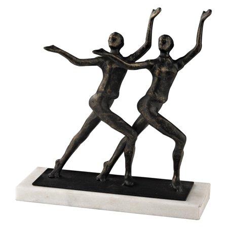 Sterling Chorus Line Sculpture