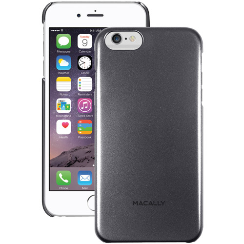 Macally Snap-On Case for Apple iPhone 6 & 6S Plus