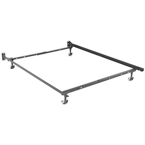 heritage adjustable bed frame - walmart