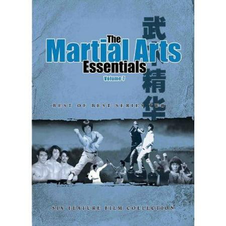 Martial Arts Essentials, Vol. 7: Best of the Best Series