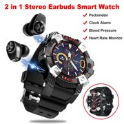 Best Lemfo Smart Watches - LEMFO 2020 LEMD Smart Watch Bluetooth 5.0 Earphones Review