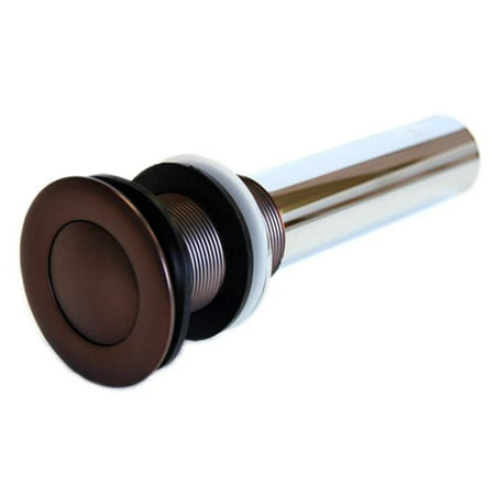 EB-D002RB 1.5 in. Oil Rubbed Bronze Popup Drain