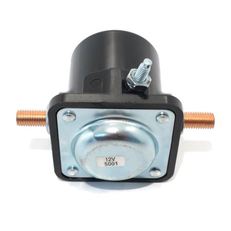 (2) New Snow Plow STARTER MOTOR CONTROL SOLENOIDS for Western 25634 Fisher 8722 by The ROP