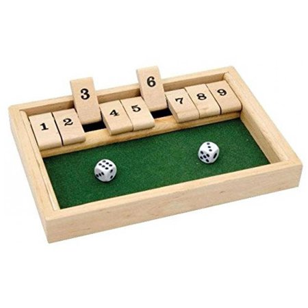Schylling Shut The Box Game - Boo Games