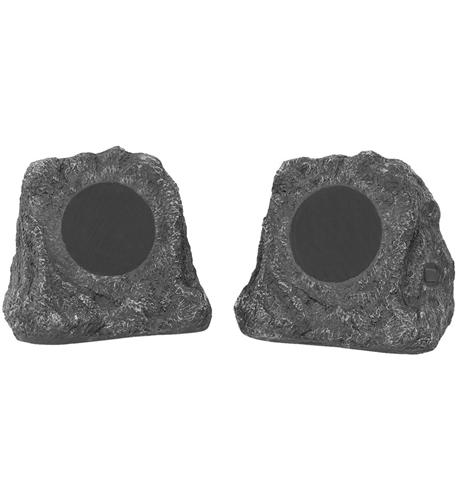 Innovative Technology INN-ITSBO-513P5 Bluetooth Outdoor Rock Speakers; Pair