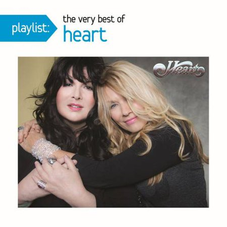 PLAYLIST:VERY BEST OF HEART (CD) (The Very Best Of Restless Heart)