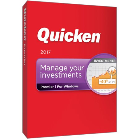 Quicken 2017 Premier