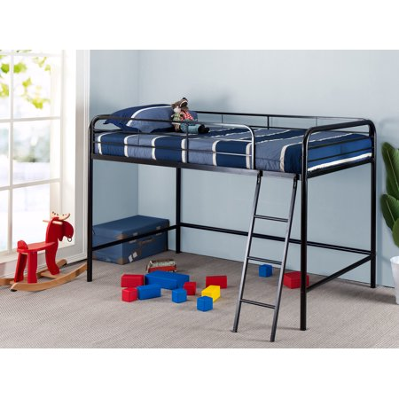 Zinus Junior Loft Bunk Bed - Kathy Ireland Tribeca Loft