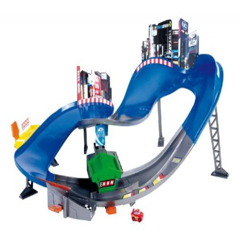 Cars Micro Drifters Super Speedway Playset by Mattel, Inc.