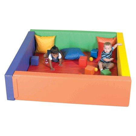 Childrens Playpen (Children's Factory Lollipop Play Yard)