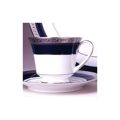 Noritake Crestwood Cobalt Platinum Cup