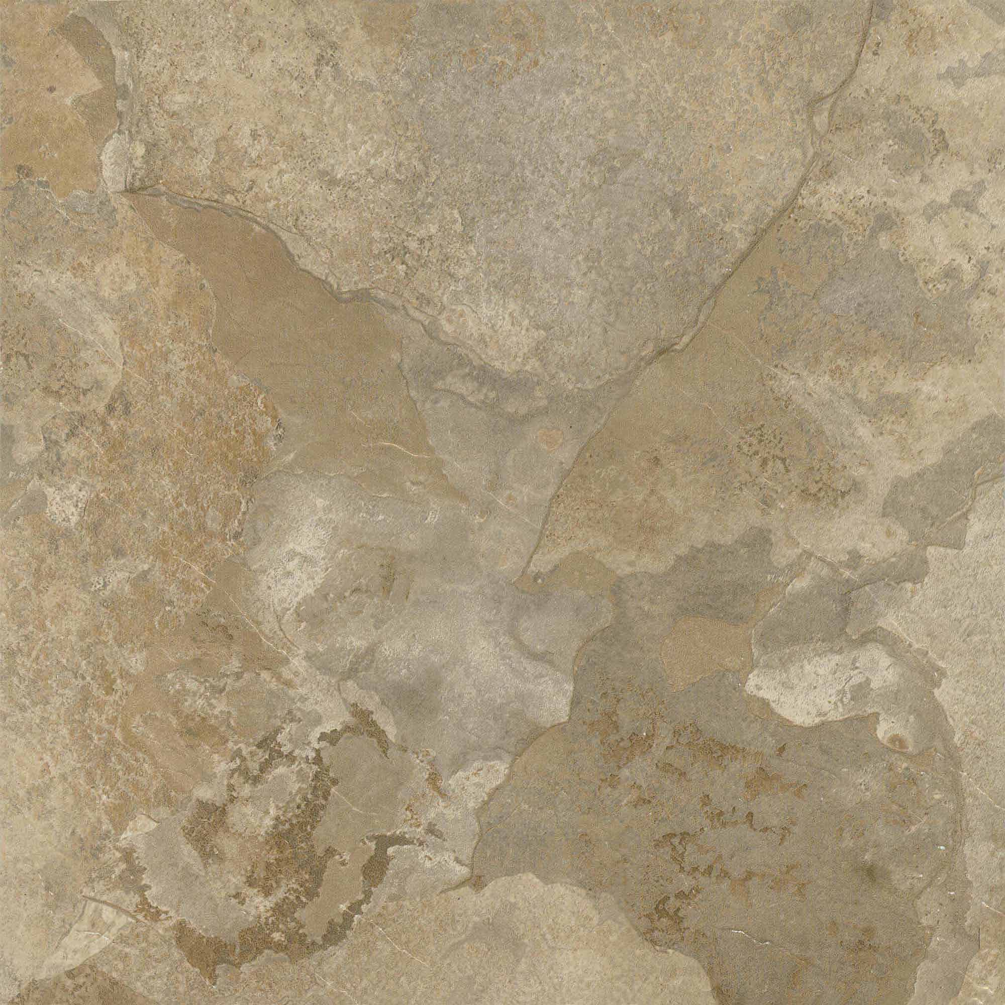 NEXUS Light Slate Marble 12x12 Self Adhesive Vinyl Floor Tile - 20 Tiles/20 Sq.Ft.