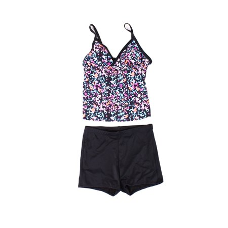 78a2e7917d5c4 DESIGNER Swimwear - DESIGNER Women's Large Abstract Print Two Piece ...